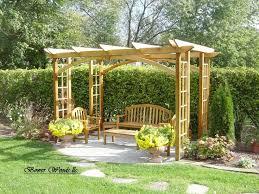 Small Picture Arbor Design Ideas Arbor Design Ideas Landscape Arbor Design
