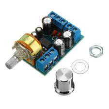 Παραγγελία απο Bangood <b>TDA2822M 1Wx2 Dual</b> Channel Audio ...