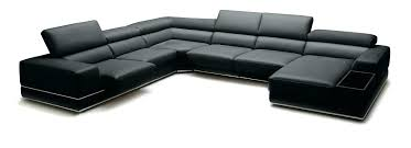 black leather couch black leather sectional sofa bonded black leather sectional sofa with recliner black leather