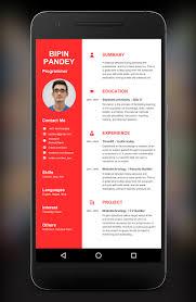 Resume Builder App 404040pro Apk Androidappsapkco Impressive Resume Maker App