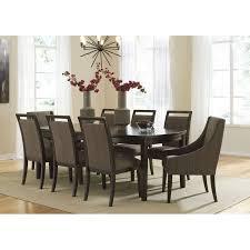lanquist 9 piece dining set