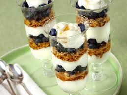 Image result for granola parfait