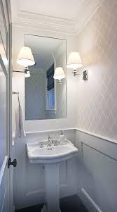 chair rail bathroom. Plain Chair Molding Bathroom Classics Powder Room Transitional With Beige Chair Rail  Colonial Trim Crown Decorative And Chair Rail Bathroom