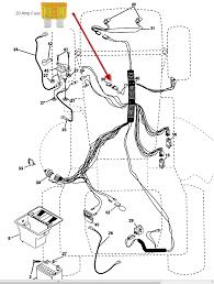 Solved craftsman lawn tractor won t start riding mower throughout lt2000 wiring diagram