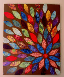 sbook paper spray painted canvas easy canvas class canvas design