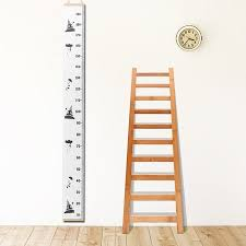 Hanging Growth Chart Ipow Innovative Gift Package Baby Growth Chart Hanging Ruler Bonus Wood Adhesive Wall Hook Height Record Card Growth Chart Wall Decor For Kids Wood