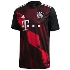 Home, away & cl jersey now in the official fcb fanshop. Adidas Robert Lewandowski Bayern Munich Black 2020 21 Third Replica Jersey
