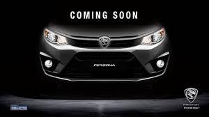 proton new car release2016 Proton Persona teased ahead of launch this month