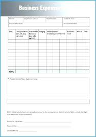 Expense Template In Excel Yearly Expense Report Template Excel