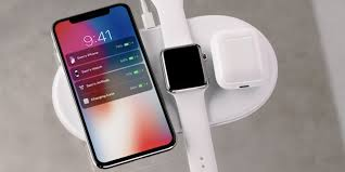 apple qi charging. apple\u0027s airpower charging mat. it doesn\u0027t have a release date yet.apple apple qi