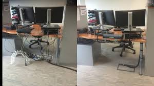 office desk cable management luxury home office furniture