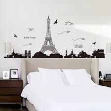 Paris Living Room Decor Online Get Cheap Paris Decals Aliexpresscom Alibaba Group