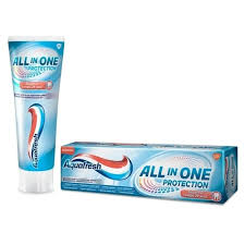 Стоит ли покупать <b>Зубная паста</b> Aquafresh <b>All</b>-in-<b>One Protection</b> ...