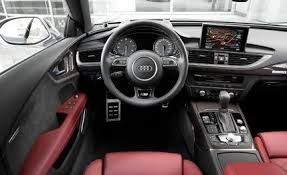 audi a7 2016 interior. Delighful Interior Intended Audi A7 2016 Interior Car And Driver