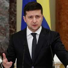 Зеленский назвал национальную идею Украины: Украина: Бывший СССР: Lenta.ru