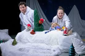 """<b>Маленький Дед Мороз</b> - Театр """"Домик Фанни Белл"""""""