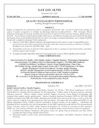 Cover Letter Sample For Qa Manager Veganbooklover Com