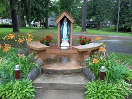 Small Picture 32 best garden for Mary images on Pinterest Prayer garden