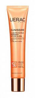 Лиерак саниссим <b>флюид солнцезащитный тонизирующий</b> spf 50 ...