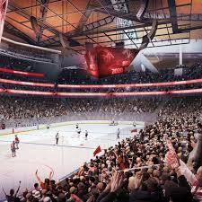 With An Nhl Franchise Approved Seattle Center Arena