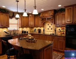 home depot kitchen remodel. Home Depot Traditional Kitchen Remodel With Dark Green Cabinet Countertops, Solid Cherry Wood Cabinets, S