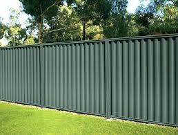 corrugated metal fence diy corrugated metal fencing how to build a corrugated metal fence design good corrugated metal fence diy