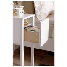 bed side furniture. IKEA NORDLI Bedside Table On The Hidden Shelf Is Room For An Extension Socket Your Bed Side Furniture