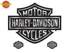 harley davidson trailer decals ebay