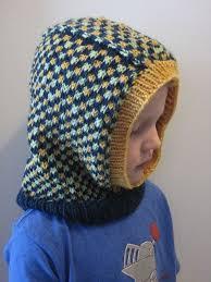 Balaclava Knitting Pattern