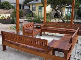 wood patio furniture plans. Patio Furniture Plans Great Redwood Diy On Wood Outdoor I
