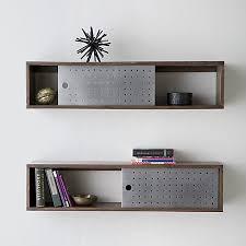wall mounted bookshelves shelves