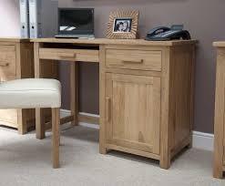 Opus Bedroom Furniture Opus Oak Small Computer Desk Modern Oak Small Computer Desk