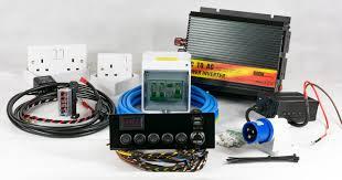 campervan wiring company campervan image wiring complete campervan motorhome electrical conversion wiring kit 12v 240v on campervan wiring company