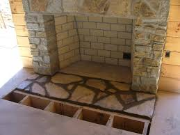 stone for fireplace hearth