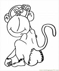 Small Picture Oring Pages Spider Monkey Lrg Coloring Page Free Monkey Coloring