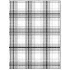 Downloadable Graph Paper