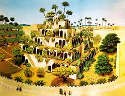 Вавилон Висячие сады Семирамиды Фото Чудо света Доклад Реферат  сады Семирамиды Вавилон