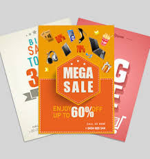 Discount Flyer Printing Flyer Printing Online Australia Printroom