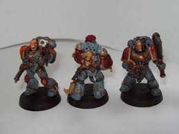 Space Wolves Colour Chart How To Paint Space Wolves Part 2 Lost On Fenris