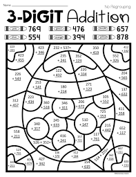 Then, they will color in the picture using the decoded color key. Subtraction With Regrouping Coloring Numbers Numbers 1 50 Worksheets For Kindergarten Worksheets Business Math Curriculum Divergent Questions Math Websites For Kindergarten Free Printable Christmas Activity Sheets For Kids Free Comprehension Worksheets