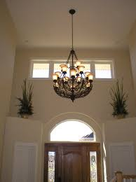 lighting for high ceilings. tall ceiling foyer chandelier railroad era pendant lighting for high kitchens blog model 13 ceilings a