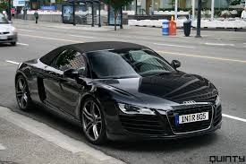 audi r8 convertible black. Wonderful Convertible Audi Spyder 2012 Is The Luxury Race  Car Better Suit In R8 Convertible Black A
