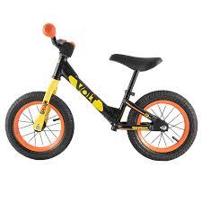 <b>Беговел Tech Team Volt</b> 2019 черный - оранжевый — купить в ...