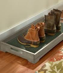 Decorative Boot Tray LLBean Rustic Wooden Boot Tray Entry Pinterest Boot tray 49