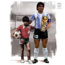 TNT Sports - Diego. Dieguito. Diegote. D10s. Maradona.... | Facebook