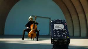 Sound Design Field Recorder Audio For Video Sound Design Tascam United States