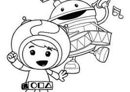 Small Picture Team Umizoomi Coloring Pages Coloring4Freecom