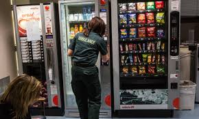 Vending Machines And Obesity Magnificent Sugary Snacks In Hospital Vending Machines 'send Wrong Message