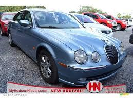 Light Blue Jaguar 2004 Light Blue Metallic Jaguar S Type 3 0 71530682