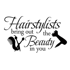 Beauty Shop Quotes Best of Vinyl Wall Lettering Words Wall Quotes Salon Wall Decal Hair Salon